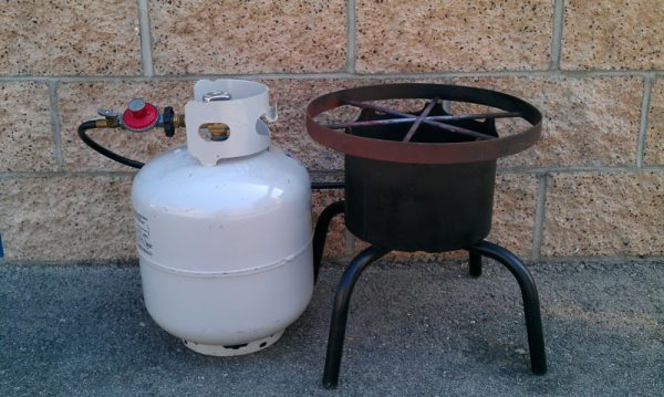 Single-Propane-Burner