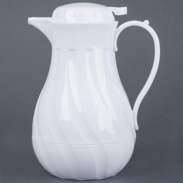 White-coffe-carafe