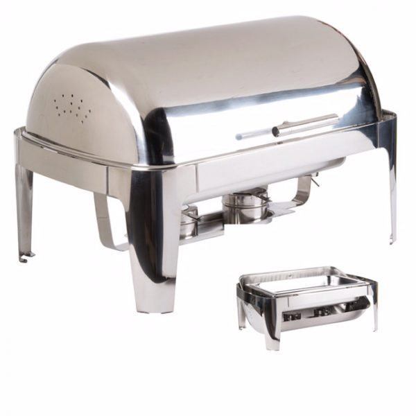 chrome-chafer-rolled-top-8qt