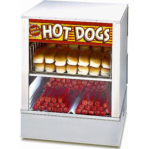 Hot Dog Machine Steamer