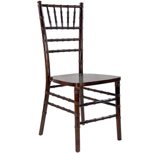 Mahagony Chiavari Chair