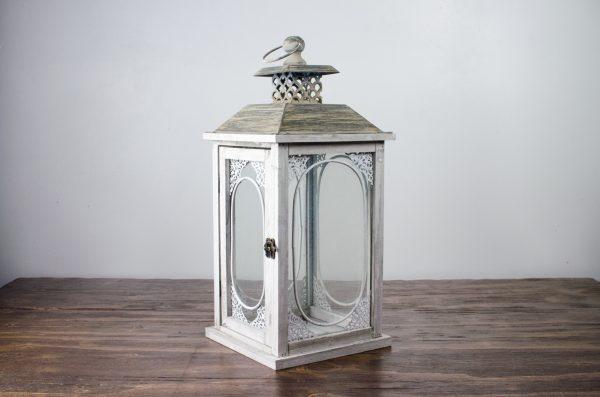 Events- Wedding decor – lanter antique cream