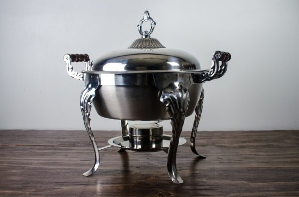 Events- Weddings, chafing dish round classic 5qt
