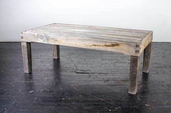 Lounge Furniture- coffee table Weathered