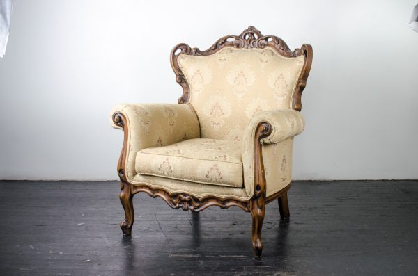 Lounge Furniture- vintage arm chair