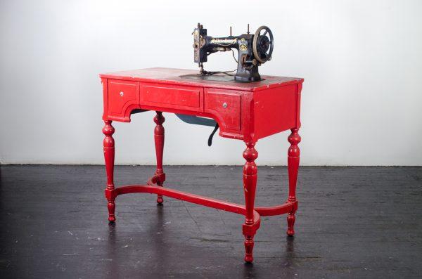 Lounge Furniture- vintage sewing machine