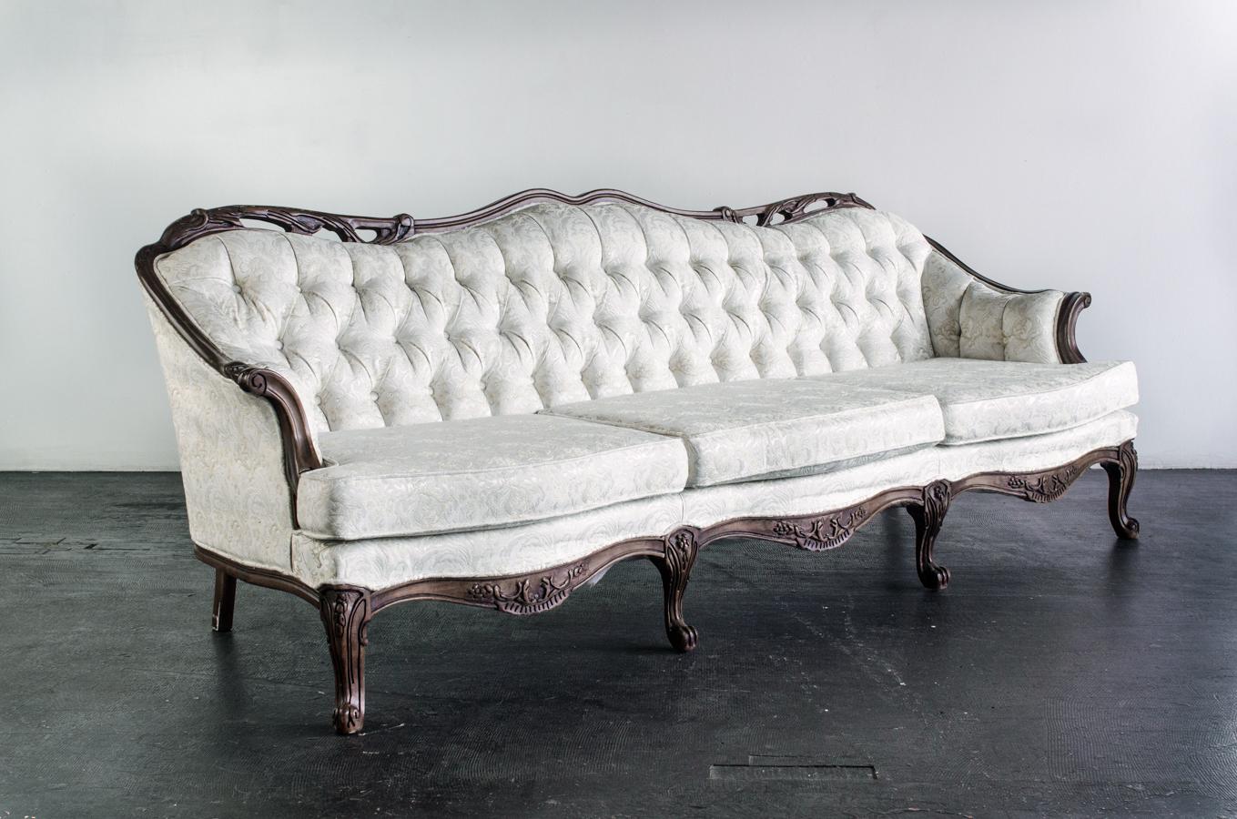 Lounge Furniture  Vitage Sofa French Provincial