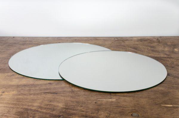 Mirror center pieces