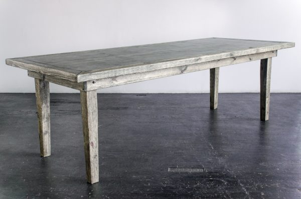 "Events- Weddings table antique vineyard 40""x8′"
