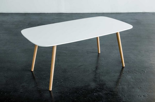 Coffee Table, Isabella White