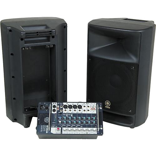 P A System Yamaha