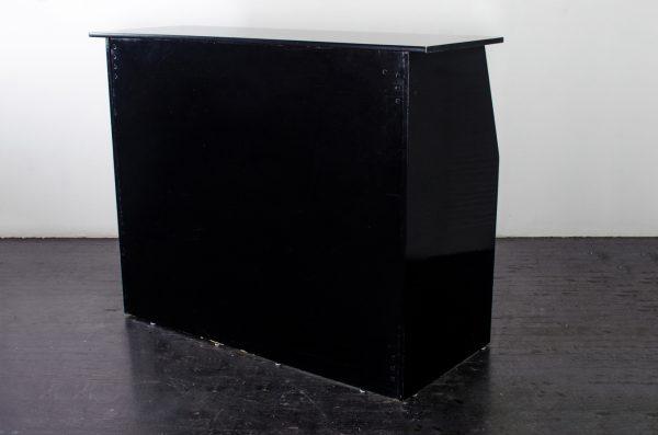 Bar, Black 4′