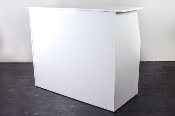 Bar, White 4′