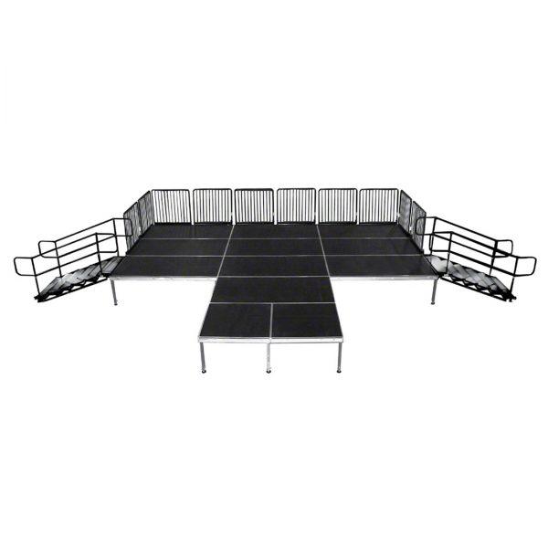 Biljax-stage-vertical-guardrail