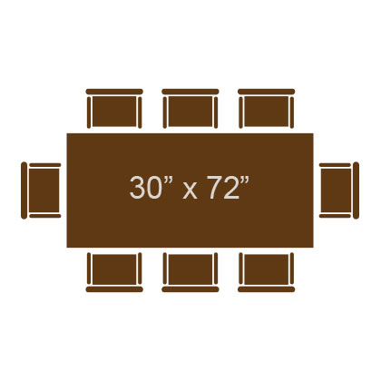 rectangle-table-30×72