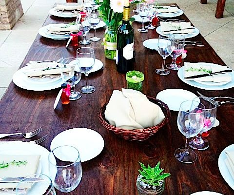 wedding-reception-pueblo-tables-dishes
