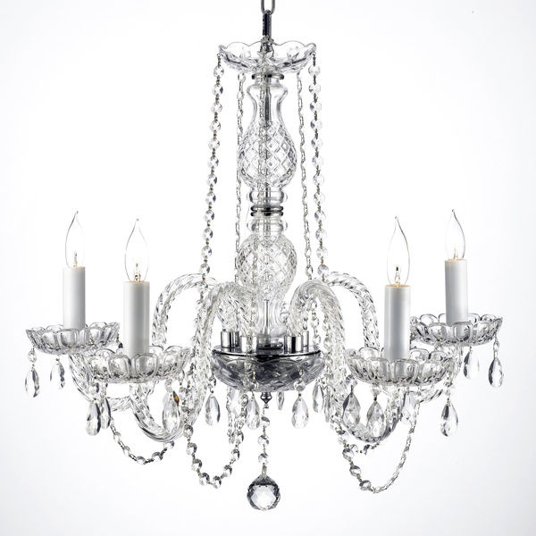 Crystals Chandelier 5
