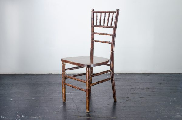 Event-Wedding Fruitwood chiavari chair