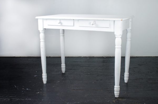 Lounge furniture- console table white