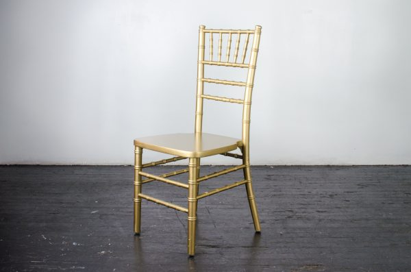 Event-Wedding gold chiavari chair