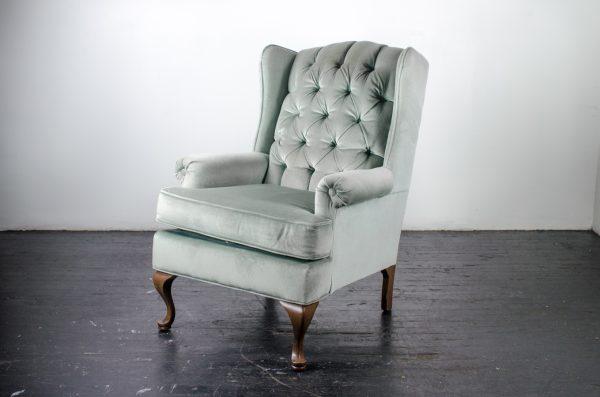 Lounge Furniture- Vintage Chair sage