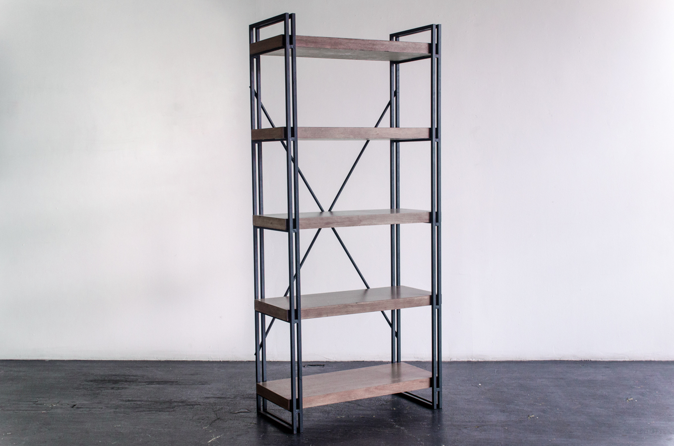 Bar Back Shelf Industrial 5 Shelf Amigo Party Rentals Inc