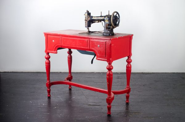 Lounge Furniture- vintage sewing machine
