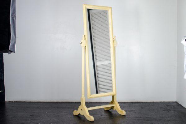 Lounge furniture- vintage mirror