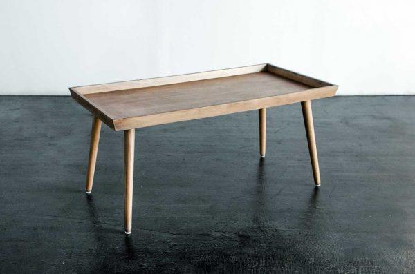 Coffee Table, Desert Brown Tray Top