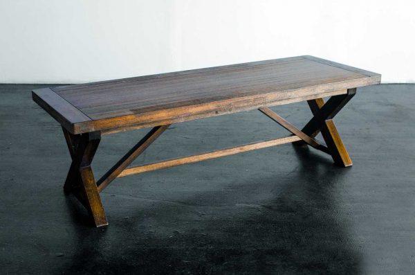 Coffee table, Vineyard Brown