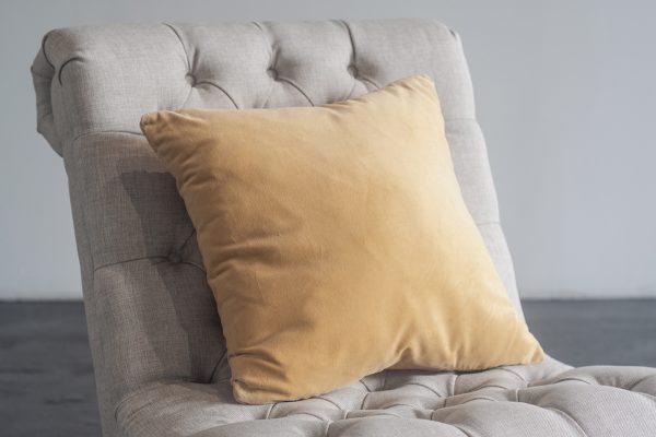 Pillow, Amber Velvet