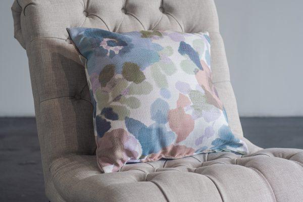 Pillow, Watercolor