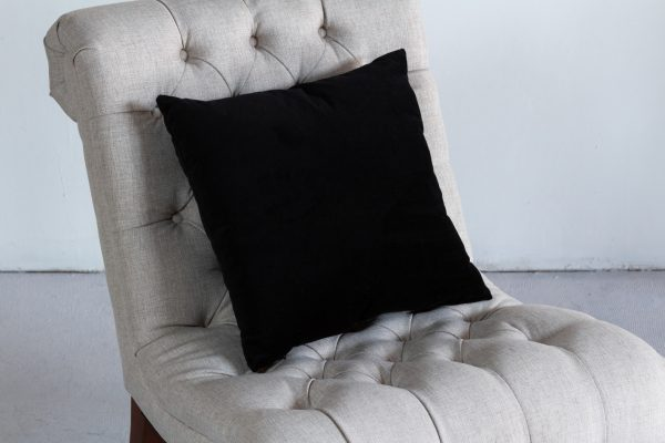 Pillow, Black Velvet